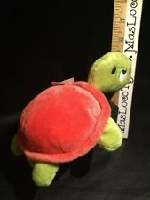 "Disney Parks People Pals Starfish Turtle Plush Stuffed Toy 7"" Small Green"