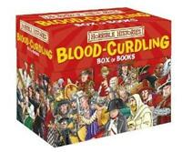 Blood Curdling Horrible Histories 20 Books Box Children Gift Set Pack,