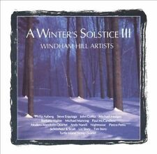 1 CENT CD A Winter's Solstice, Vol. 3 - V/A CHRISTMAS/NEW AGE/WINDHAM HILL
