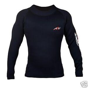 ARD Heavy Duty Neoprene Sweat Shirt Rash Guard Sauna suit Weight Loss Top Men