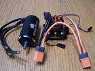 Arrma Kraton 1/5 8s BLX Spektrum Firma Smart 160A Brushless ESC 1250kv Motor 8mm
