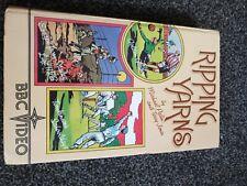 Ripping Yarns By Michael Palin & Terry Jones Bbc Betamax Pre Cert