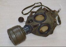 WW2 German Gasmaske M30 -RADIO OPERATOR-model RARE!!!