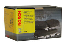 BOSCH Bremsbeläge HA für SAAB 900 I,9000; VOLVO 440 K,460 L,480 E