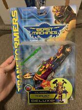 Transformers Beast Machines Wars Thrust New Sealed