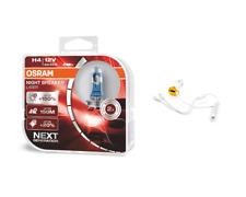 OSRAM H4 12 V Night Breaker Laser +150% Helligkeit +Micro-USB/Iphone/USB Adapter