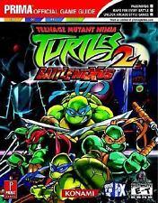 PRIMA - Teenage Mutant Ninja Turtles 2: Battle Nexus Official Game Guide