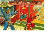 42 Figurines LA REVOLTE DES BOXERS - CHINE 1900/1901, ORION n° 72009