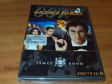 Licence to Kill (DVD, Widescreen 2007) NEW James Bond 007