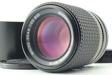 [Near MINT w/Hood] Tokina AT-X 90mm f/2.5 Macro Lens for Canon FD From JAPAN #42