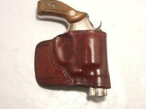 "#3 JIT Slide HUME Gun Holster for S&W J Frame 36 37 60 49 442 CHARTER ARMS 2"" 3"""