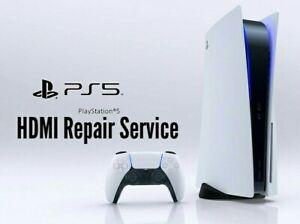 PS5 HDMI Repair Service