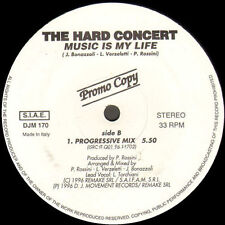 THE HARD CONCERT - Music Is My Life - DJ Movement
