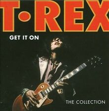 Get It On: The Collection by T. Rex (CD, Jan-2011, Spectrum Audio)