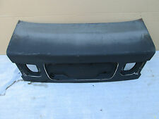HONDA CIVIC COUPE  TRUNK LID DECK LUGGAGE FACTORY OEM 1998 1999 2000