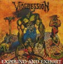 Expound & Exhort - Viogression (1999, CD NEUF)