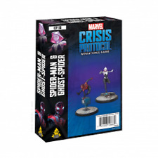 Marvel Crisis Protocol Ghost-Spider & Spider-Man New