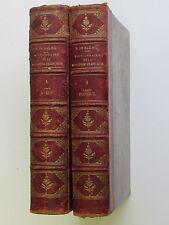 MAILHOL, DICTIONNAIRE HISTOR. ET HERALDIQUE DE LA NOBLESSE FRANCAISE 2 VOL 1895