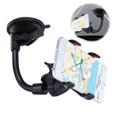 Car Mount Windshield Cradle Holder Stand For Cell Phone iPhone Samsung Universal