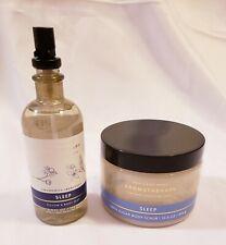 Bath & Body Works Aromatherapy Lavender + Vanilla And Chamomile Bergamot 2 Piece