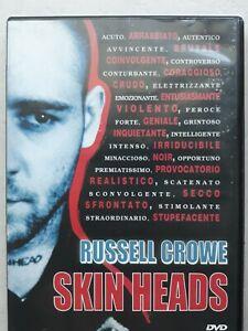 DVD- SKIN HEADS -  Russell Crowe