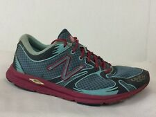 New Balance 1400 Running Shoes Womens 9.5 Med Blue Teal Purple WR1400PB Sneakers