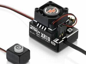 New Hobbywing XERUN XR10 PRO Stock Spec V4 Brushless ESC 30112401