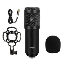 Bm 800 Studio Microphone Kits bm800 Condenser Microphone Karaoke Mic Xlr cable