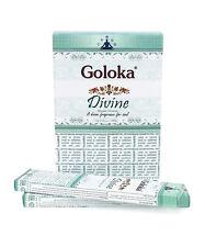 Goloka Divine Räucherstäbchen Großpackung 12 x 15 g