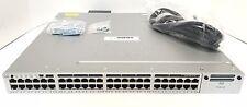 WS-C3850-48P-E - Cisco Catalyst 3850 48 Port PoE IP Services 715W