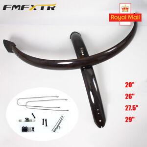 "UK Fender Full Length 20/26/27.5/29"" MTB Road Bike Mudguards Royal Mail 24/48"