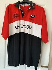 Saracens Short Sleeved Rugby Shirt Size 2XL