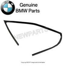 For BMW E36 Front Passenger Right Window Guide Channel Seal 51 32 8 213 982