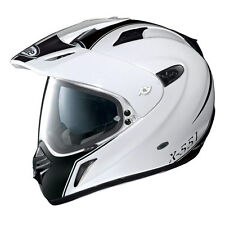 X-Lite X551 Hyper Cara Completa Casco Blanco/negro-pequeño-ahorrar £ 100-sólo £ 269