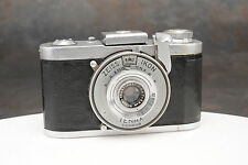 - Zeiss Ikon Tenax 1 Camera w/ Novar 35mm Lens