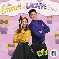 WIGGLES THE EMMA AND LACHY SHOW CD NEW