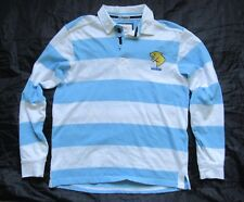 ARGENTINA RUGBY UNION UAR LOS PUMAS LONG SLEEVE  Heritage Rugby adult SIZE S