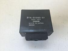 UN BOITIER ABS CONTROLE RELAI 3YA-81950-01 YAMAHA 500 TMAX T-MAX T MAX 2007 ABS