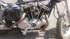 1974 Harley Sportster  XLT1000 Ironhead COMPLETE RUNNING Engine Motor 1970-1979