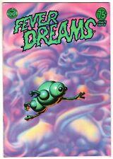 FEVER DREAMS 1975 4th Print CORBEN Strnad RICHARDSON Underground Comix Comic