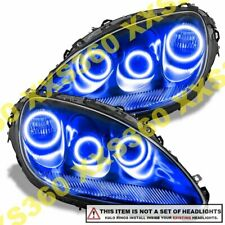 ORACLE Headlight HALO KIT for Chevrolet Corvette C6 05-13 TRIPLE Rings BLUE LED