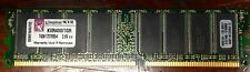 Kingston ValueRAM 1GB 184-Pin DDR SDRAM DDR 400 (PC 3200) Desktop Memory