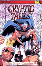 CRYPTIC TALES (1987 Series) #1 Very Good Comics Book