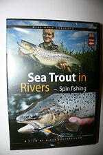 SeaTrout in Rivers-Spin fishing