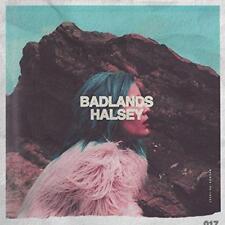"Halsey - Badlands (NEW 12"" VINYL LP)"