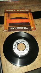 Eddy Mitchell-BA-112 100.276-Barclay-Musique originale la dernière séance-1982