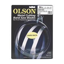 "Olson 64-1/2"" Bandsaw Blade"