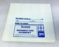 """Scotch 7"""" Reel 84-9801-1325-6 Magnetic Tape Accessory"""