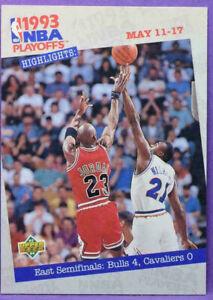 1993 Legend Michael Jordan High Lights Upper Deck card#187 @ Good old smokejoe13