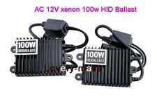 1pair Deluxe AC 12V xenon 100w HID Ballast replacement conversion reactor light